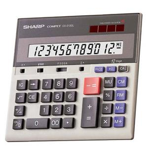 SHARP CS-2130-Calculator